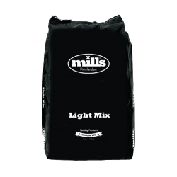 Mills Nutrients - Light Mix 50L - Erdsubstrat - Mills Pays The Bills
