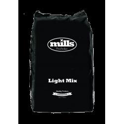 Mills Nutrients - Light Mix 50L - Erdsubstrat - Mills Pays The Bills