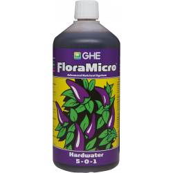 GHE General Hydroponics - Micro Hardwater