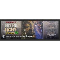 Buddha's Holy Light Cream - CBD Blüten - 2g