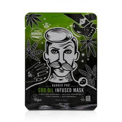 CBD Gesichtsmaske Barber Pro