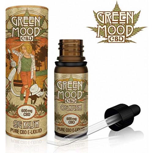 Green Mood CBD OG Kush E-Liquid
