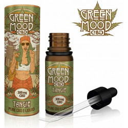 Green Mood CBD Tangie E-Liquid