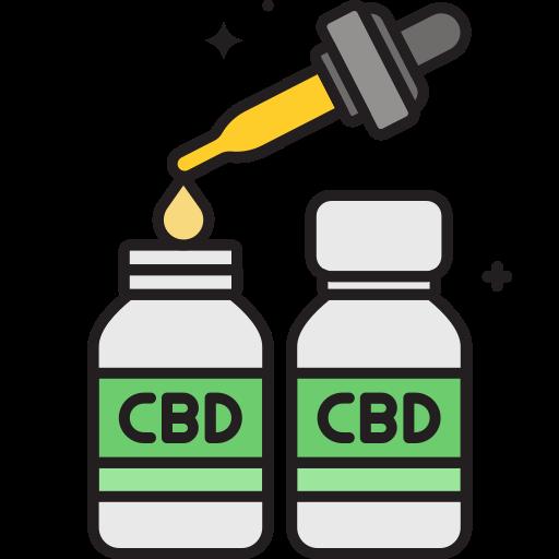 CBD Fertig Erzeugnisse Icon