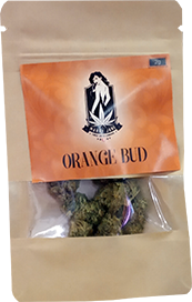 Orange Bud CBD Blüten von Marry Jane