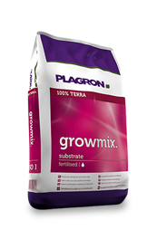 Plagron Grow Mix 100% Natural Erdsubstrat